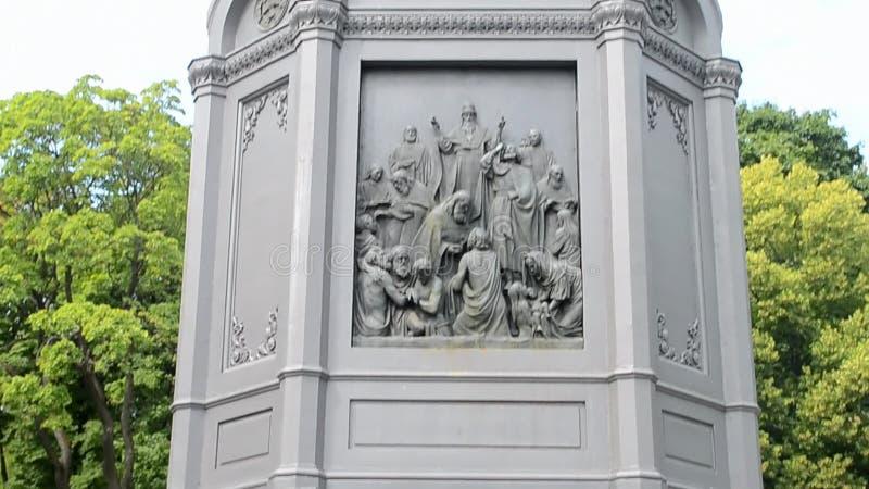 Vintage Religious Vladimir Monument Vladimir The Great Aka Great