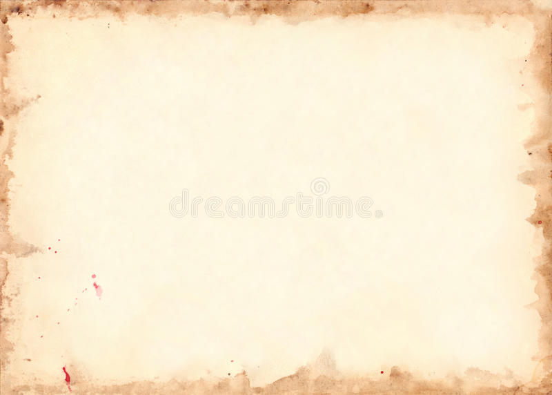 Vintage retro paper sheet grunge background texture royalty free stock photo