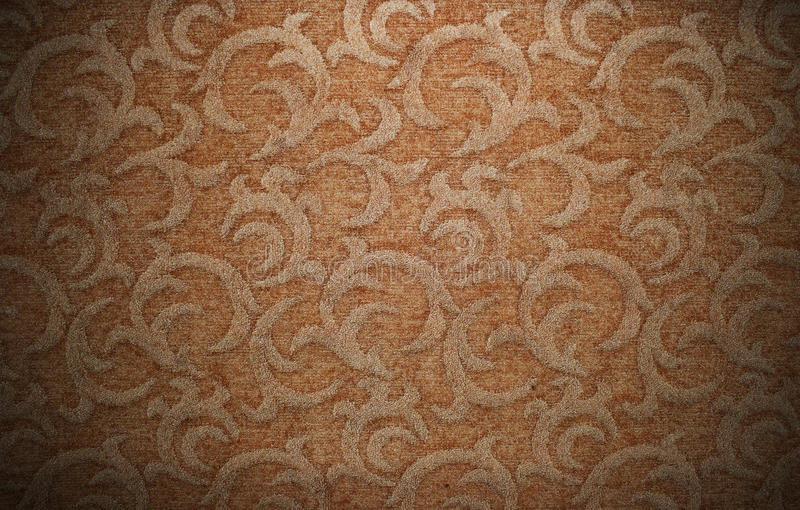 Download Vintage Retro Stylish Carpet Pattern Background Stock Illustration - Image: 23874932