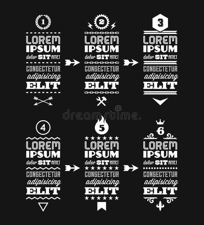 Download Typographic design stock vector. Image of graphic, flame - 29840027