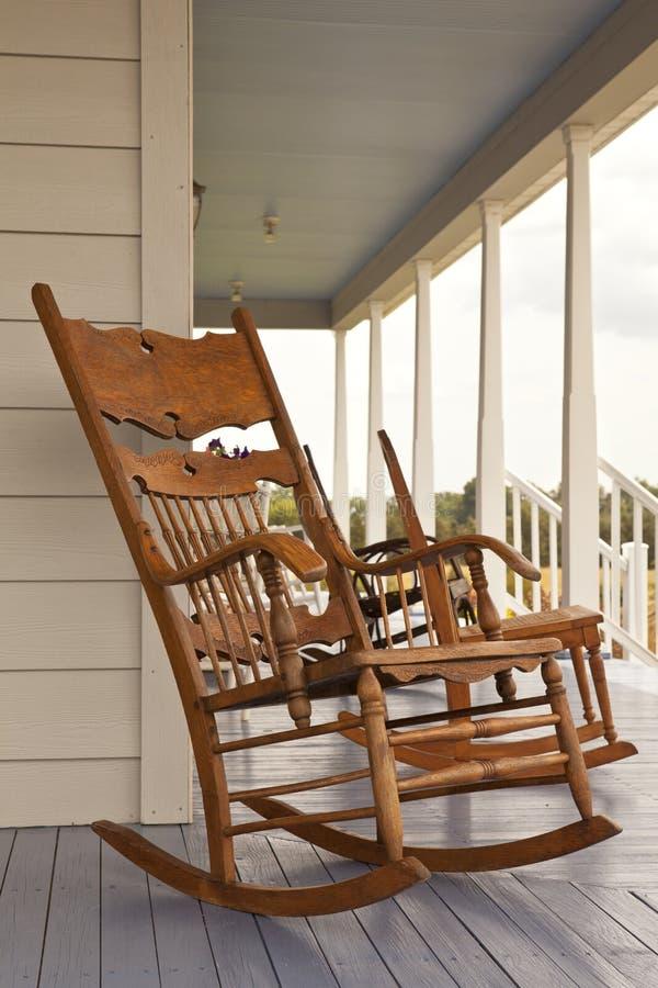 Free Vintage Rocking Chair Stock Photo - 28371610