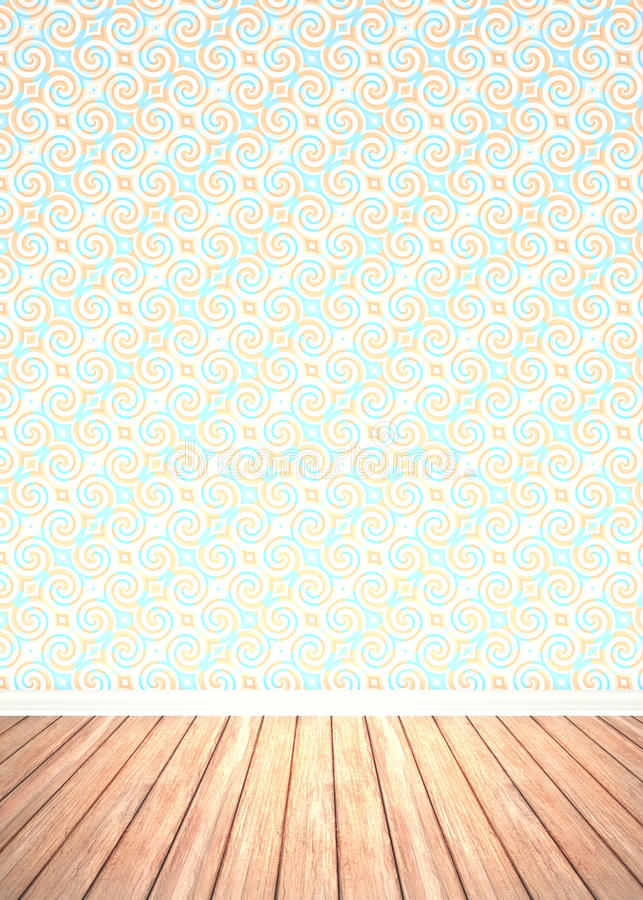 Download Vintage Room Interior stock illustration. Image of room - 14760509