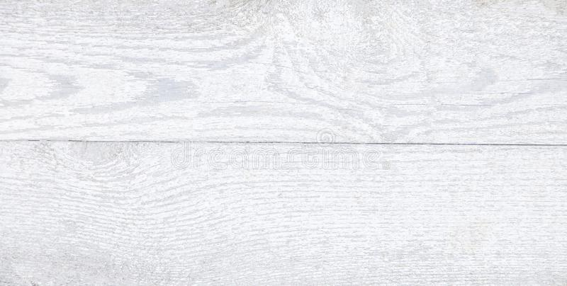 Vintage Rustic Old White Wood Texture Background. Rustic Old Shabby White Wood Board Wall Background. Light Wooden Vintage Style Texture close up. Wood Surface stock images