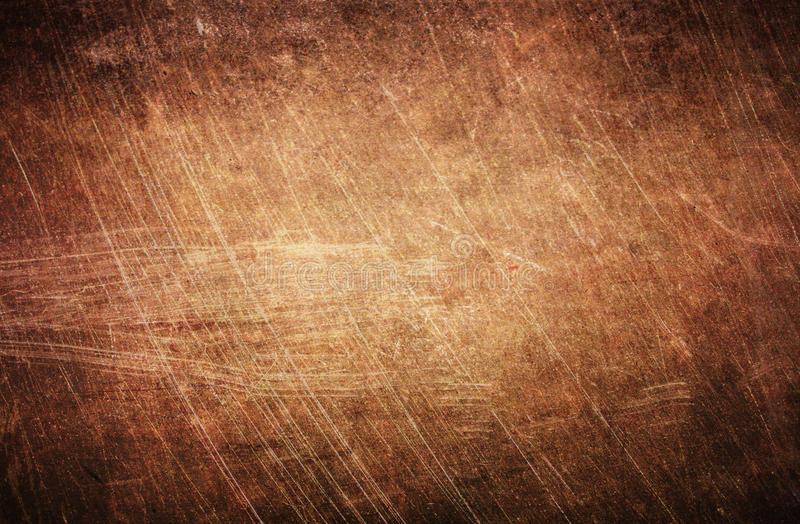 Vintage scratched surface wood texture royalty free stock photos