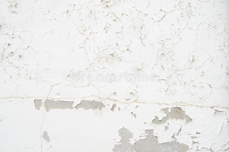 Old Vintage Pain Peeling Wall Cracks Texture for background and design art work. Vintage Seamless Old Pain Peeling Wall Cracks Texture for background and design royalty free stock photography