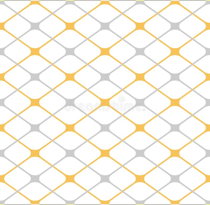 Vintage seamless pattern - vector illustration. Vintage seamless pattern - 2D vector illustration stock illustration