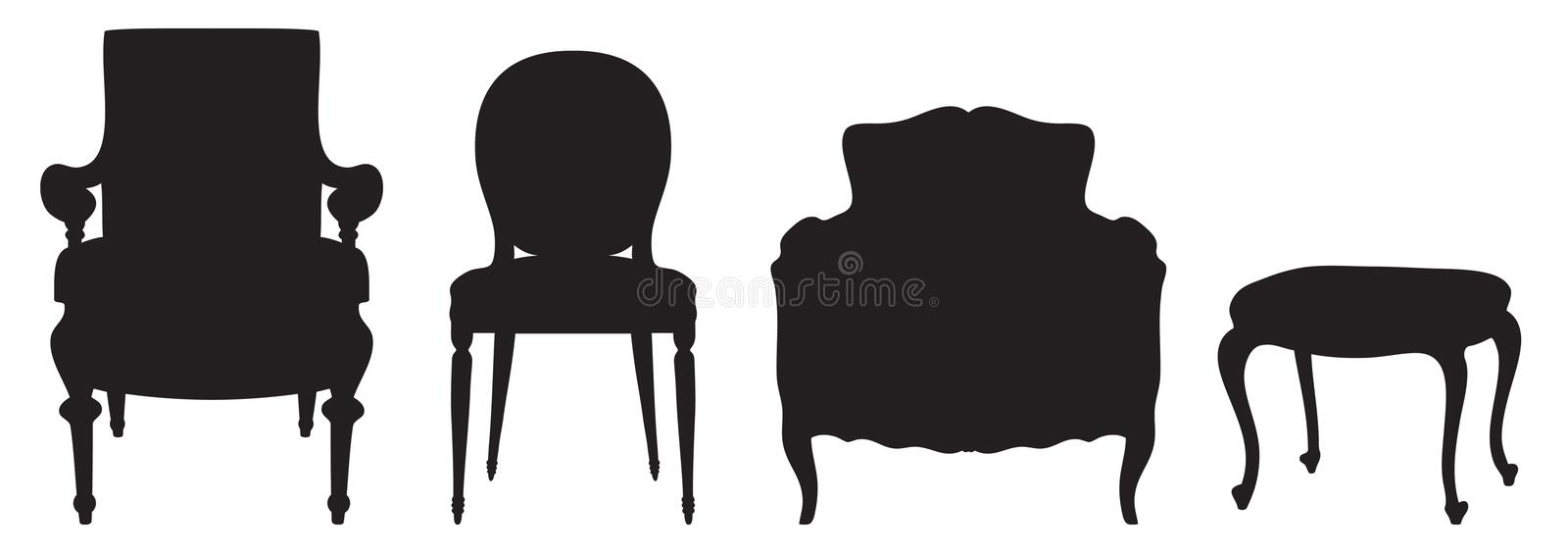 Download Vintage Seats Stock Photo - Image: 18414040