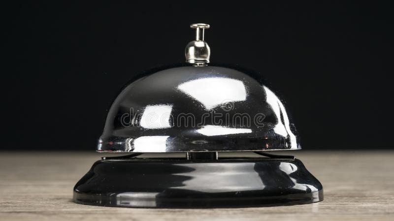 Vintage service bell royalty free stock images