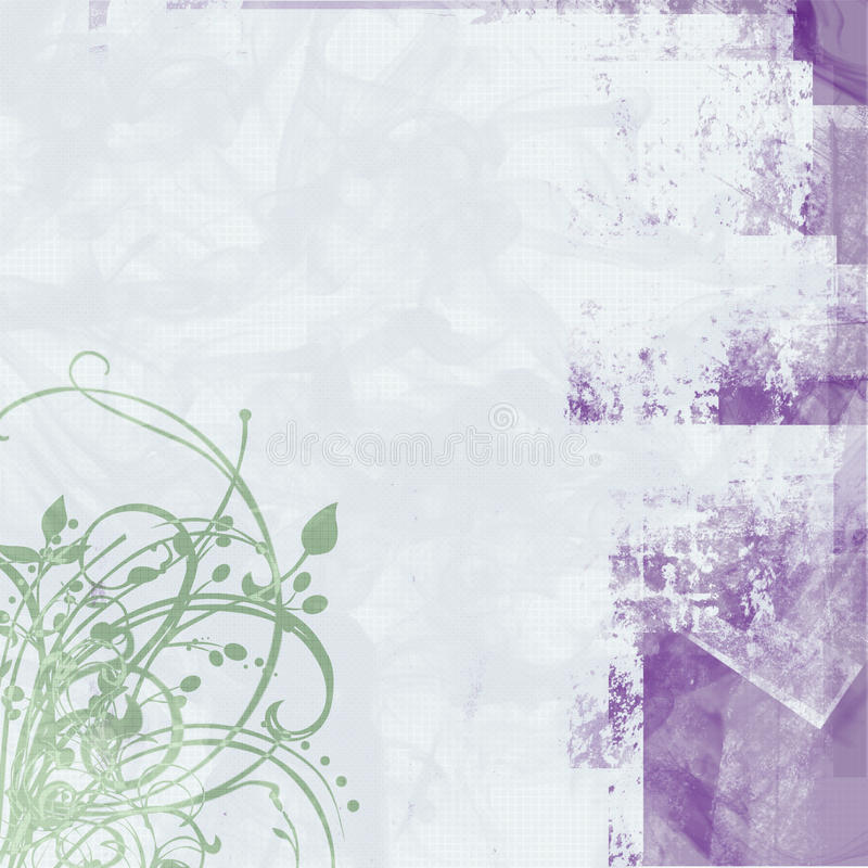 Free Vintage Shabby Background With Classy Patterns Stock Image - 14814071