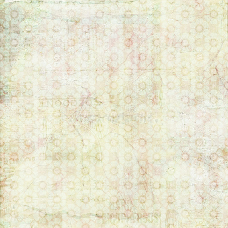 Free Vintage Shabby Chic Green Rose Background Texture Royalty Free Stock Image - 20987146