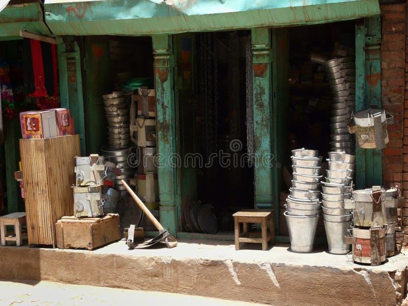 Vintage shop royalty free stock photos