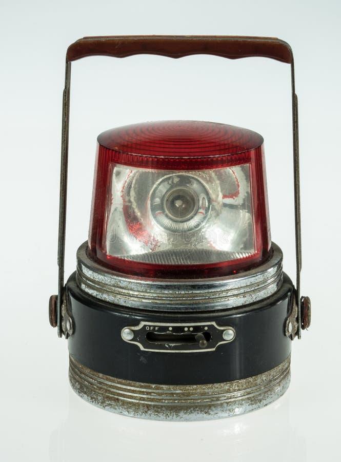 Vintage siren. For transportation royalty free stock photos