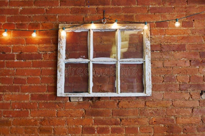 Vintage Six Pane Window Stock Photo Image 53811508