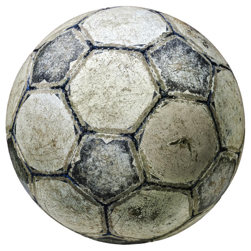 Free Vintage Soccer Ball 2 Royalty Free Stock Photo - 43081605