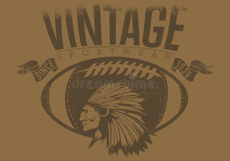 Vintage Sports Stock Image