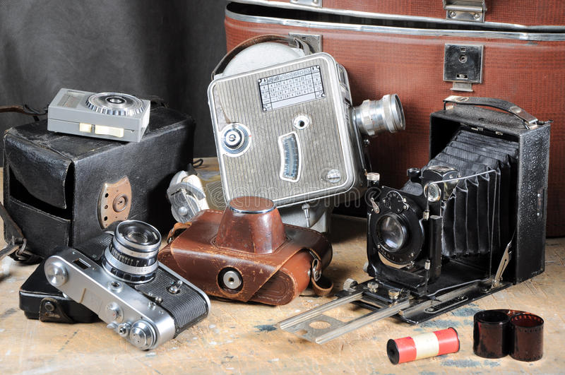 Vintage Still-life Royalty Free Stock Image