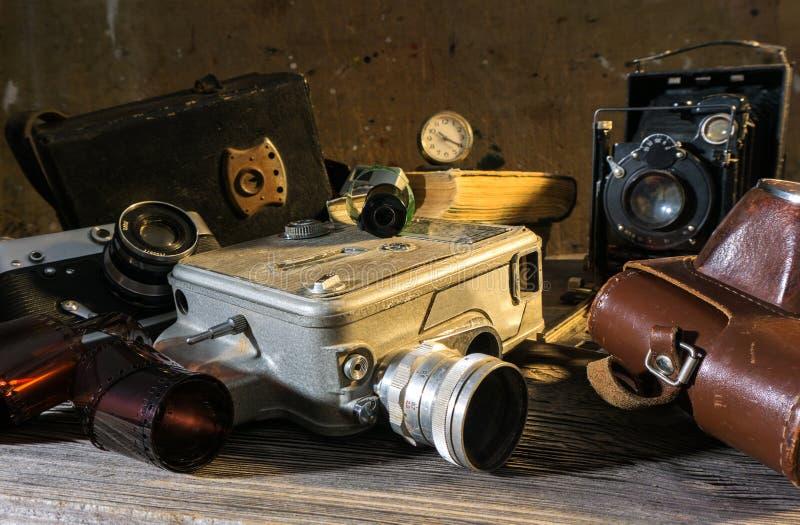 Vintage still-life royalty free stock photography