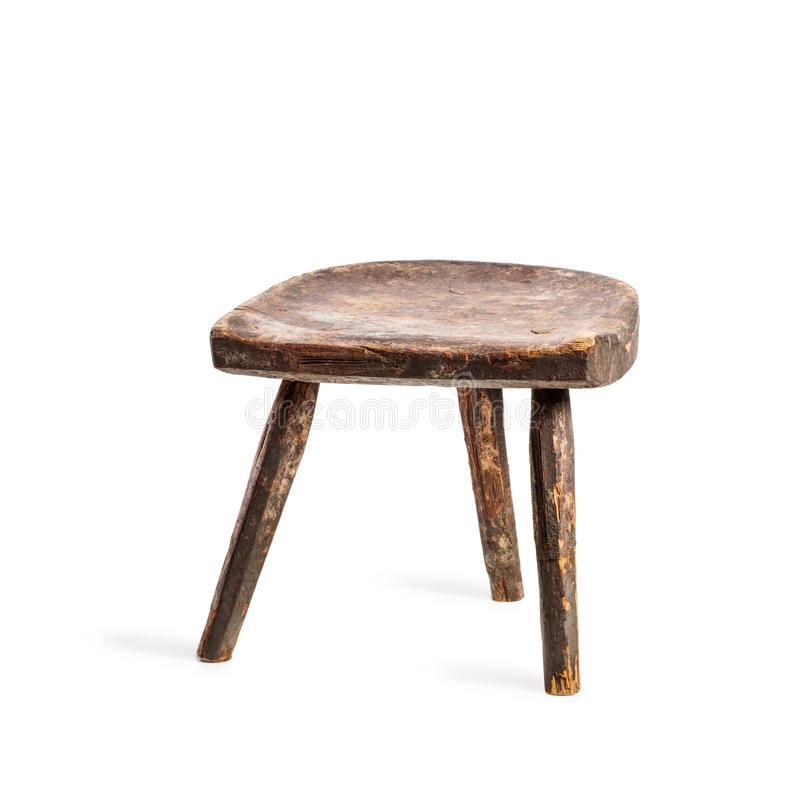 Free Vintage Stool Royalty Free Stock Photos - 80079398