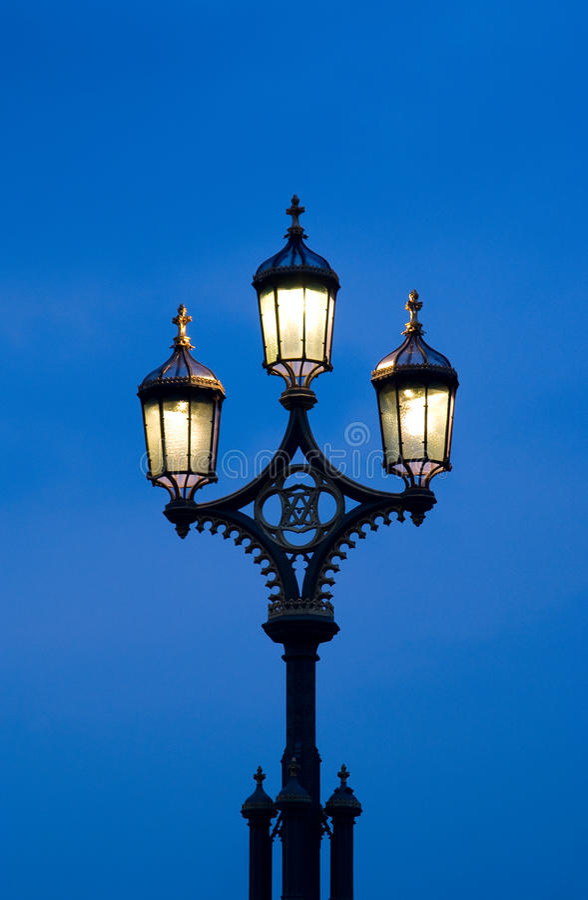 Free Vintage Street Light Stock Photo - 14944630