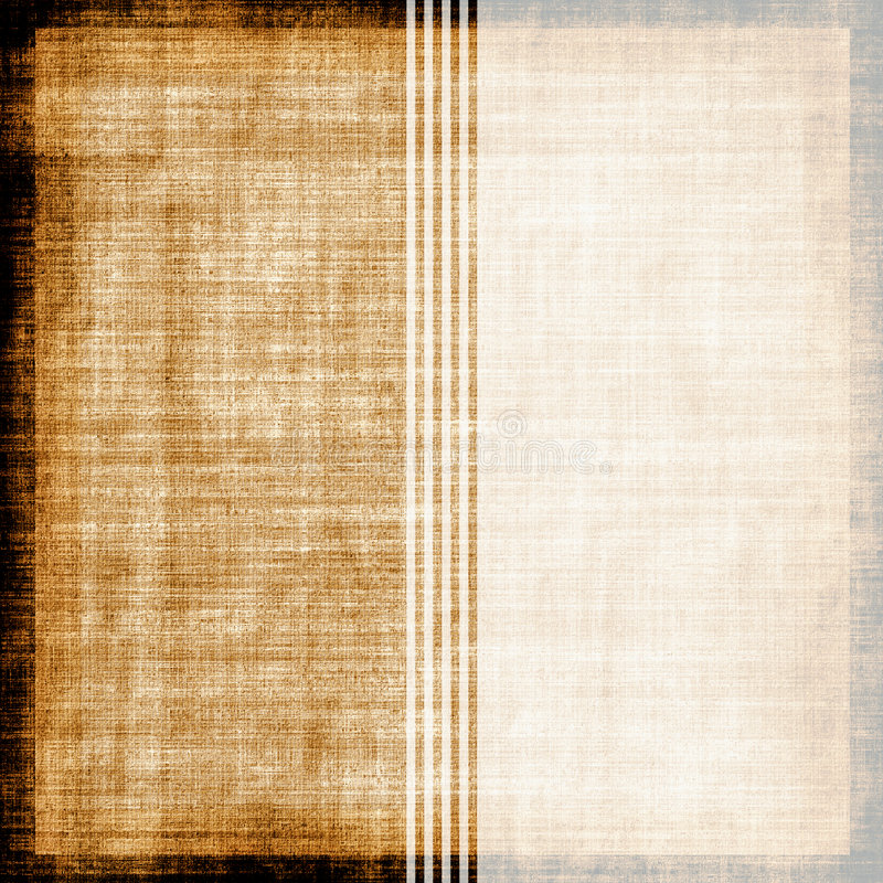 Download Vintage Striped Fabric stock illustration. Image of copyspace - 4815565