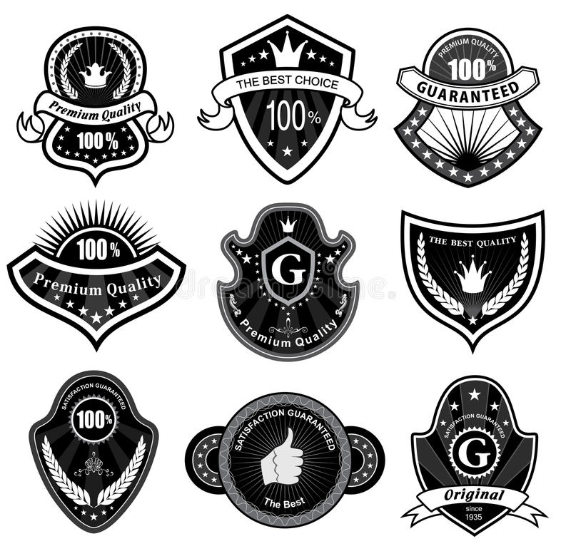 Download Vintage Styled Premium Quality And Satisfaction Gu Stock Photography - Image: 25133872