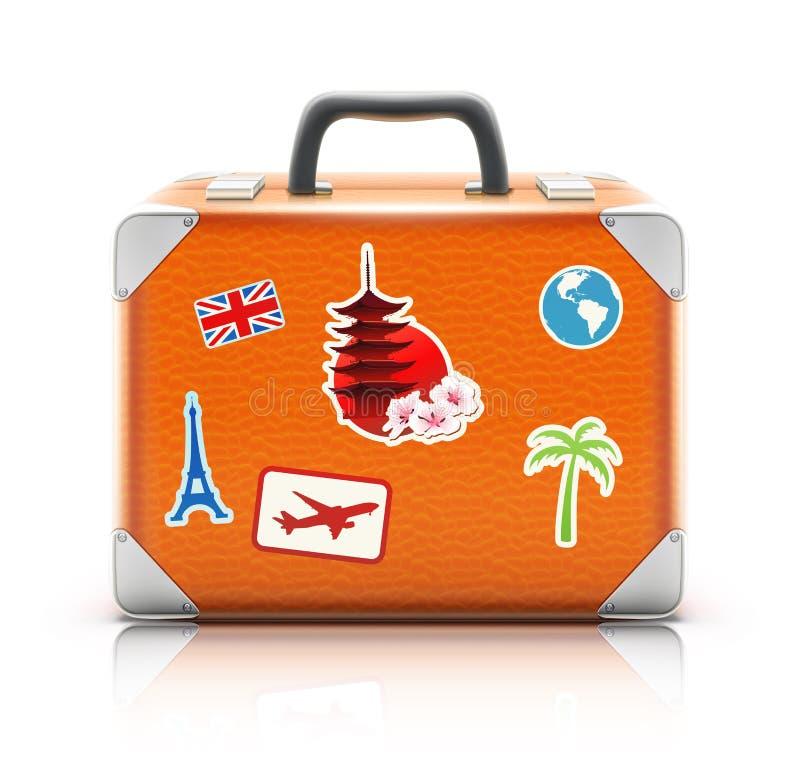 Download Vintage Suitcase Stock Photos - Image: 29089053