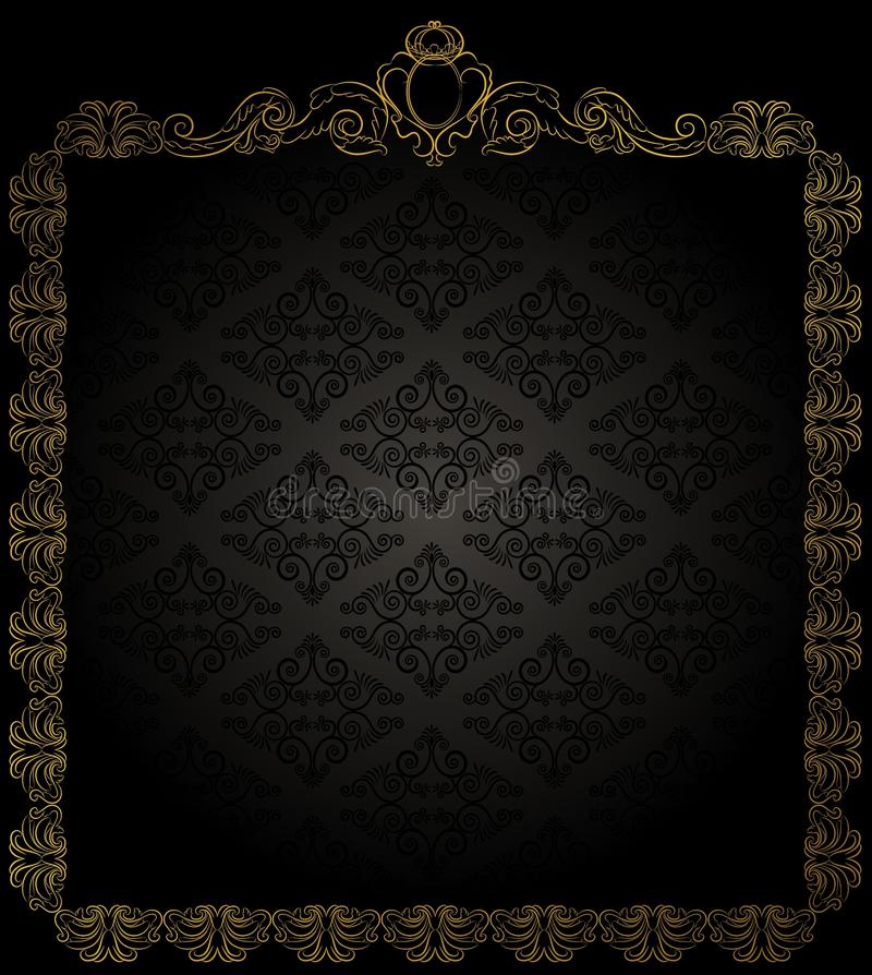 Vintage tapestry background. royalty free stock images