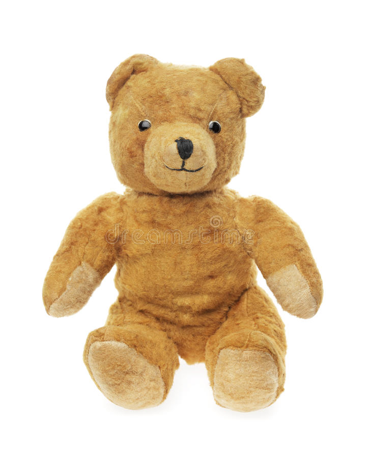 Download Vintage Teddybear Royalty Free Stock Photos - Image: 10887598