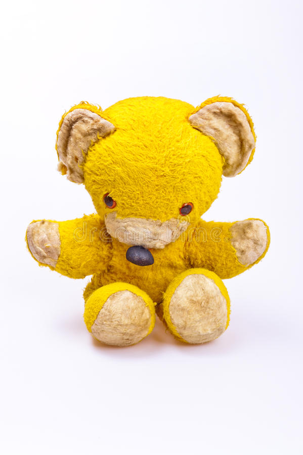 Download Vintage teddybear stock photo. Image of siting, sits - 22791478