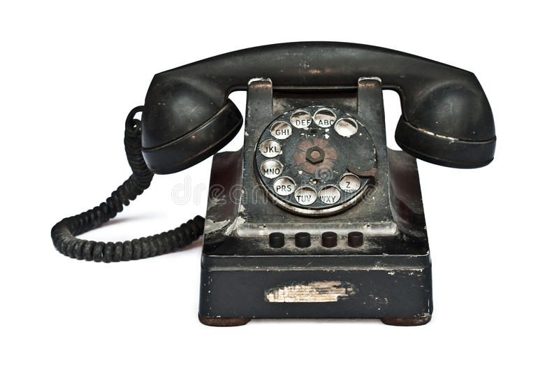 Download Vintage telephone stock image. Image of background, telephone - 16680195