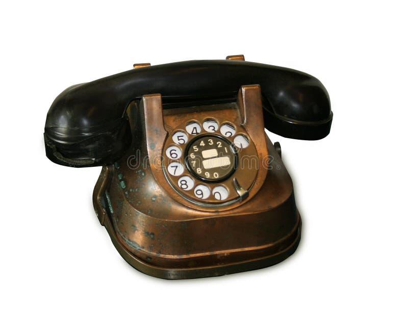 Download Vintage Telephone stock image. Image of conversate, talking - 19101951