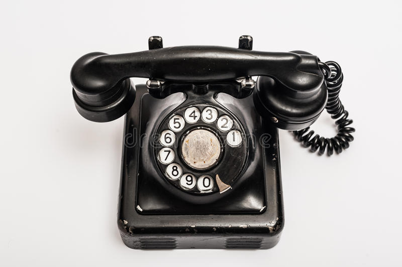 Download Vintage Telephone Royalty Free Stock Photo - Image: 37550855