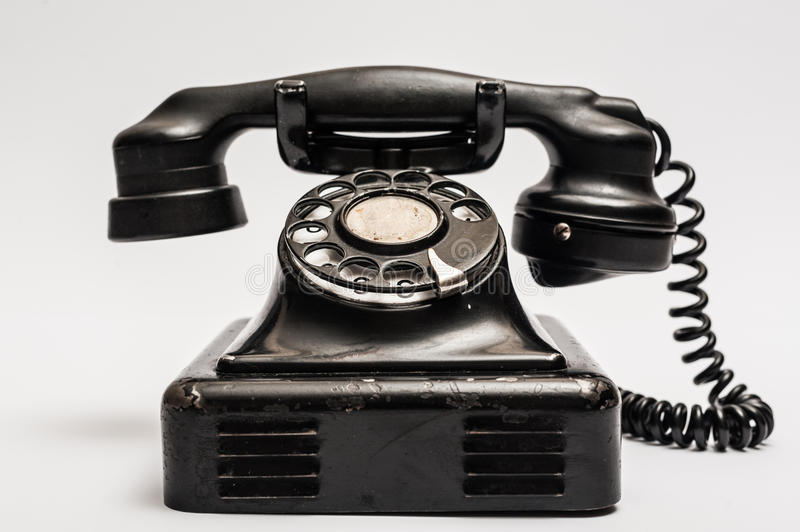Download Vintage telephone stock photo. Image of network, communication - 37550932
