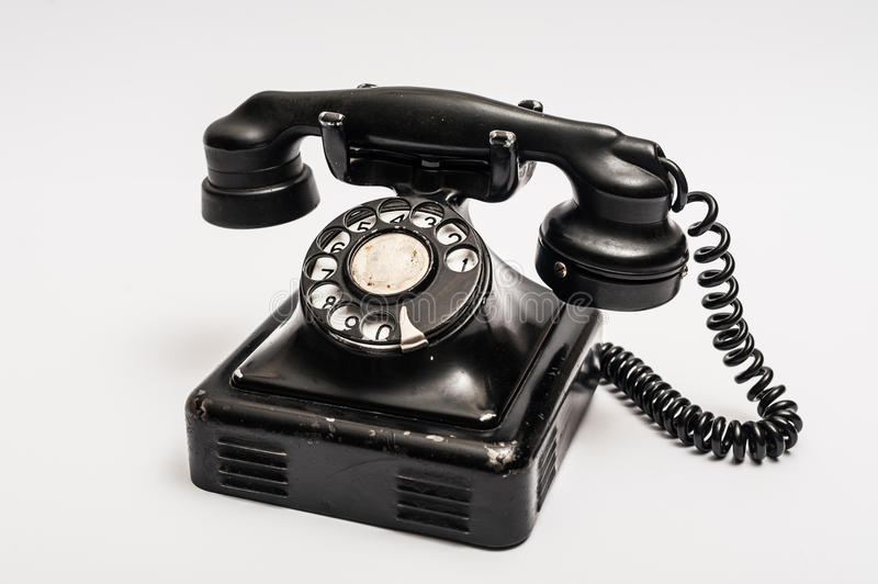 Download Vintage Telephone Royalty Free Stock Photo - Image: 37551075