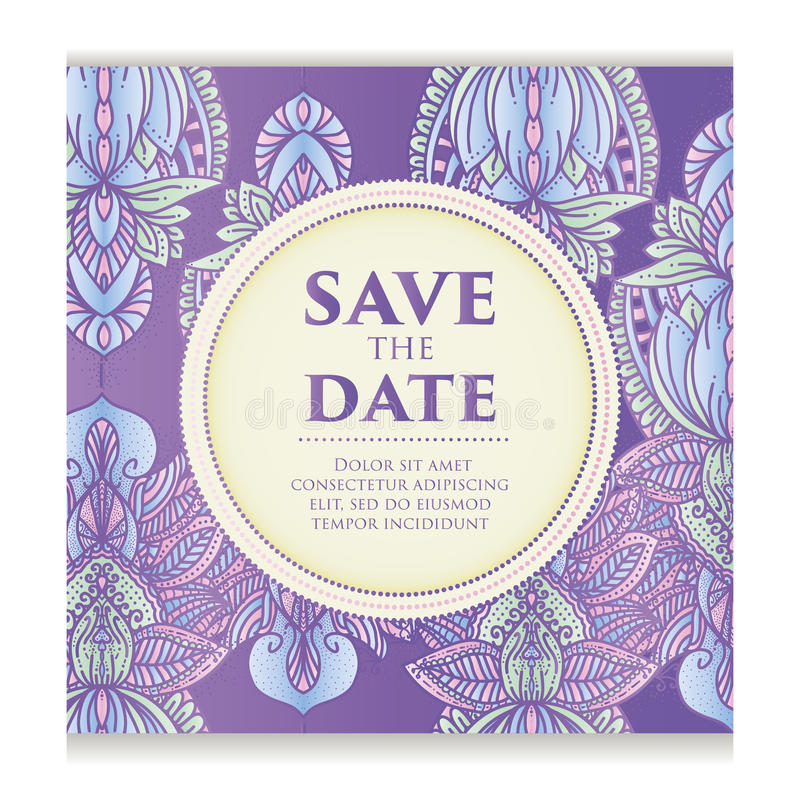 vintage save the date templates free - vintage template design layout for wedding invitation