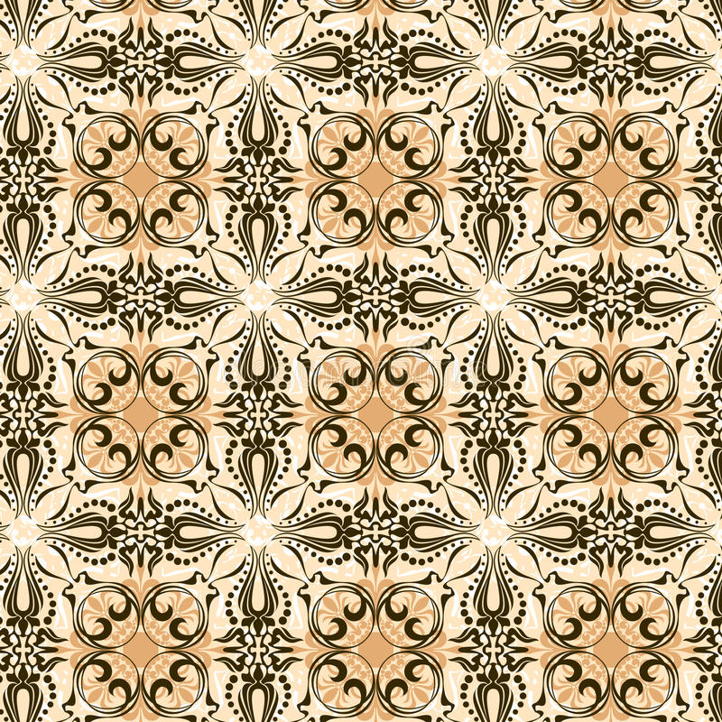 Download Vintage texture stock vector. Image of drapery, classical - 11648235