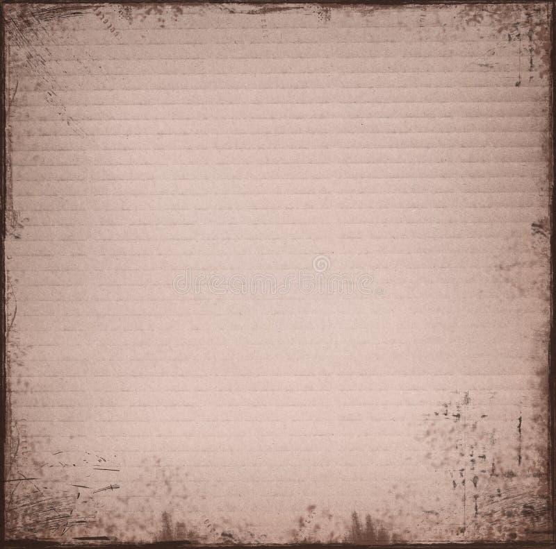 Vintage textured paper background stock image