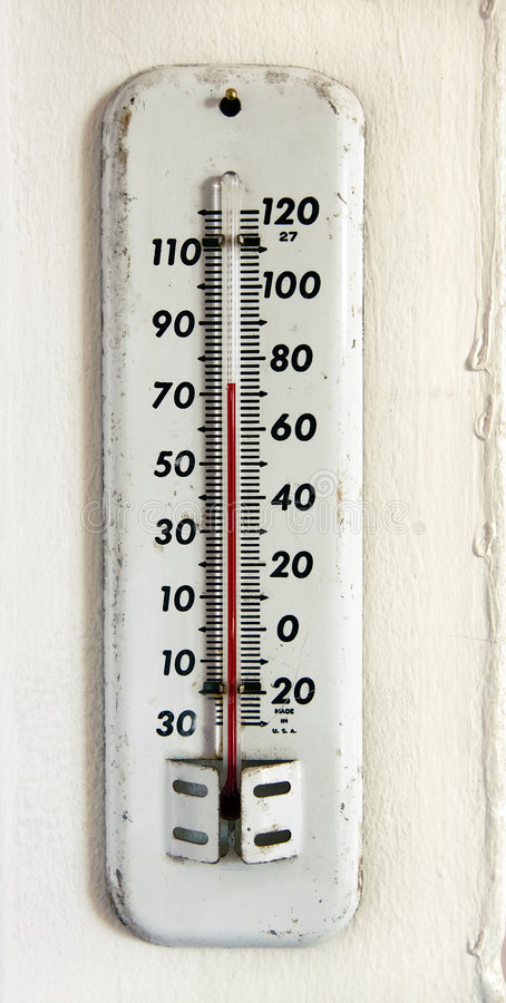 Free Vintage Thermometer Stock Photo - 4702140
