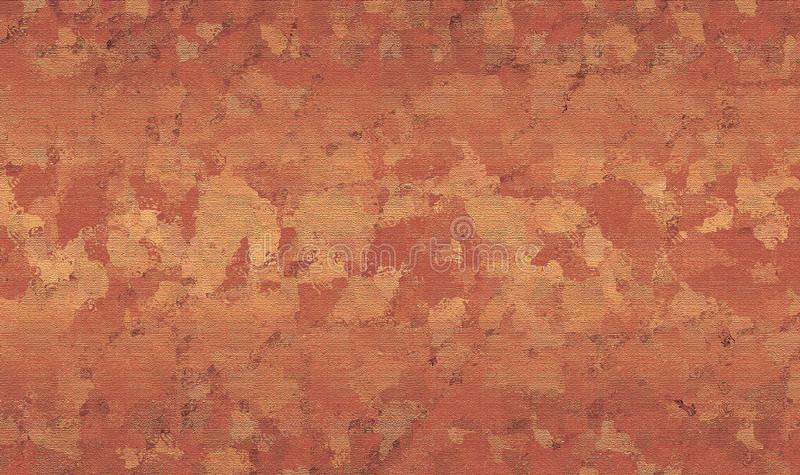 Vintage tinted brush strokes.Abstract theme. Grunge paint on background. Painted textured background. Color stained digital paper. Grunge brush strokes art stock image