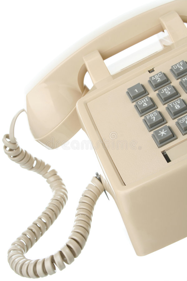 Download Vintage Touch Tone Telephone Stock Photo - Image: 7208190
