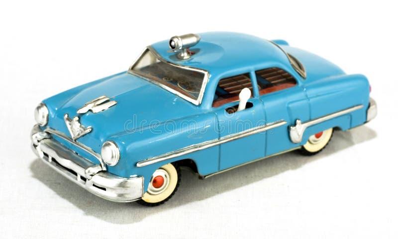 Vintage toy car royalty free stock photo