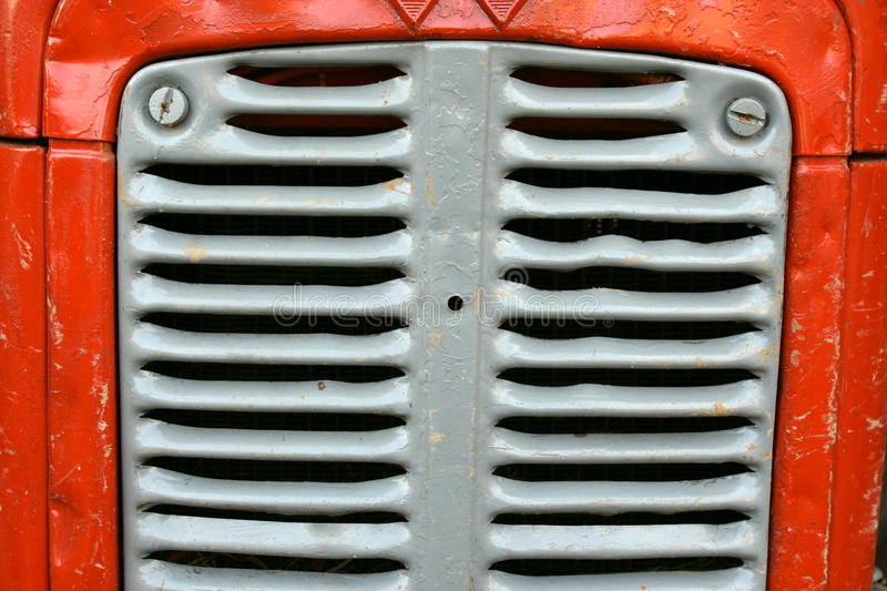 Vintage Tractor Ribs Royalty Free Stock Images