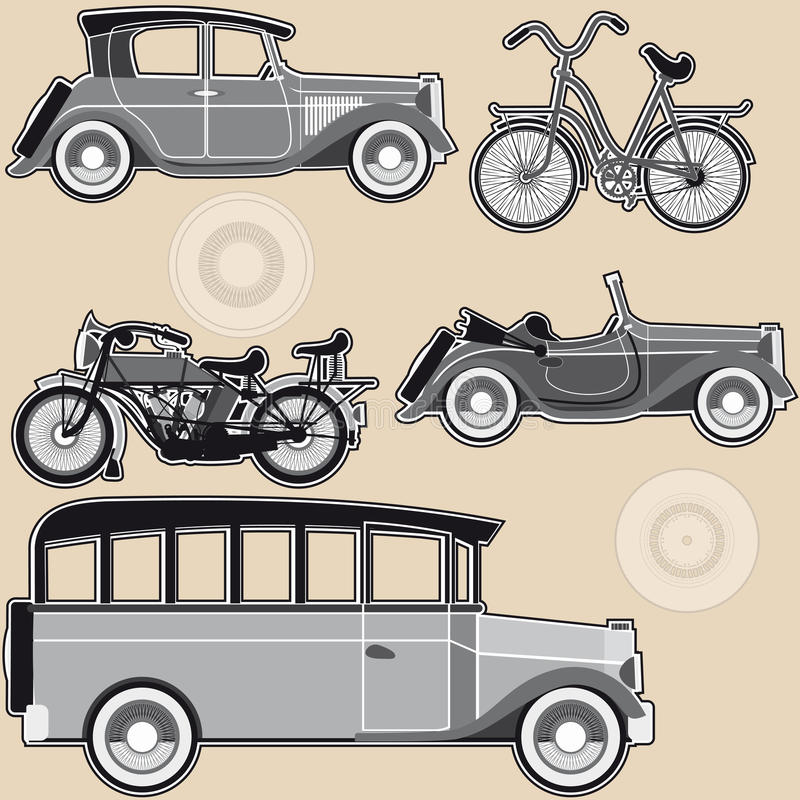 Download Vintage Transport Royalty Free Stock Photos - Image: 27958488