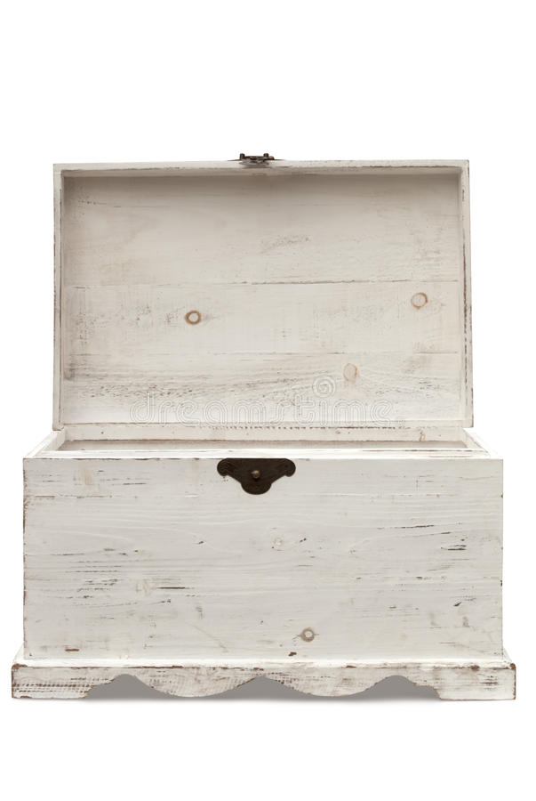 Vintage Trunk royalty free stock image