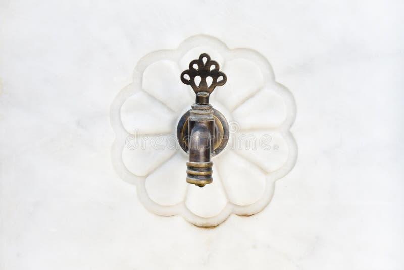 Download Vintage Turkish  faucet stock image. Image of bathhouse - 23679177