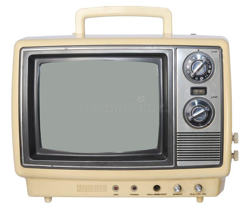 Download Vintage TV set stock photo. Image of television, tube - 6364484