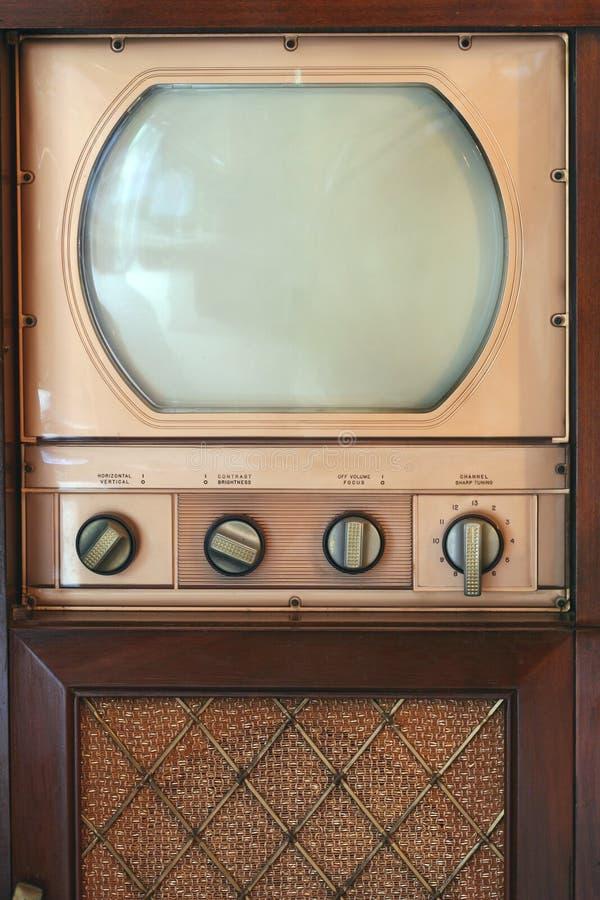Free Vintage Tv Set Royalty Free Stock Images - 6561329