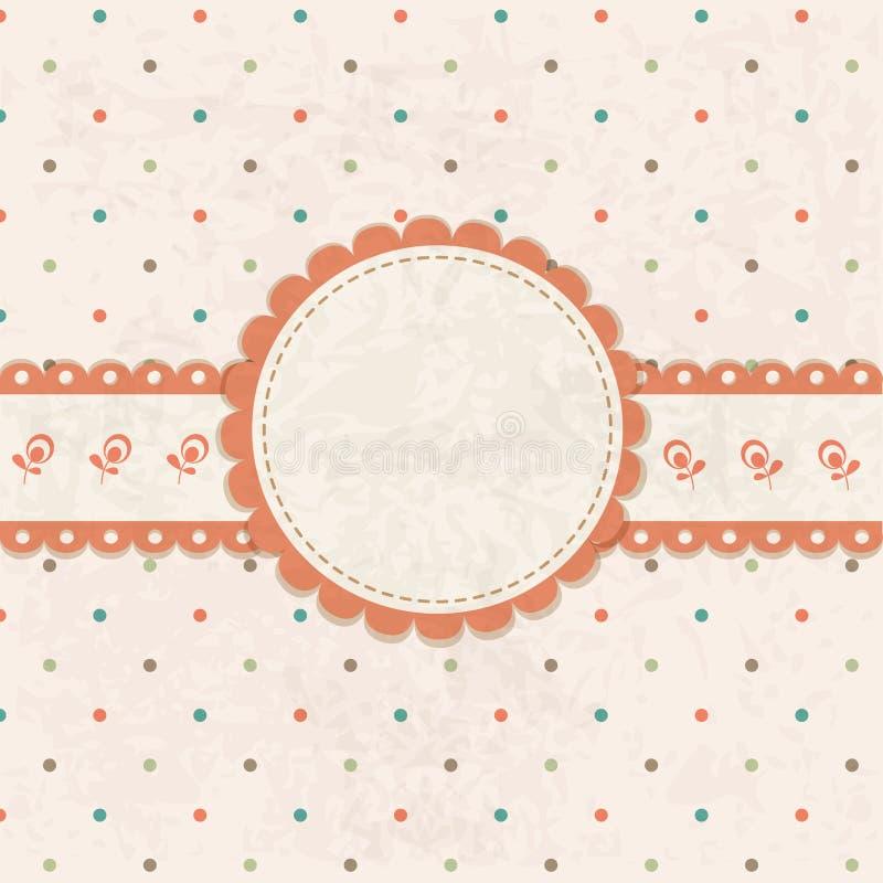 Download Vintage vector background stock vector. Illustration of background - 34470587