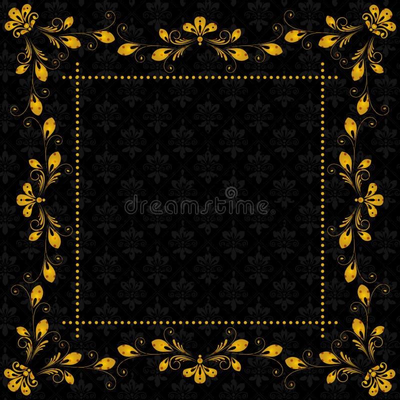 Download Vintage Vector  Floral  Background Stock Vector - Illustration of decorative, card: 18527540