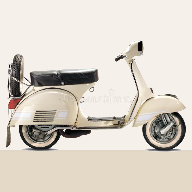 Free Vintage Vespa Stock Image - 1474931